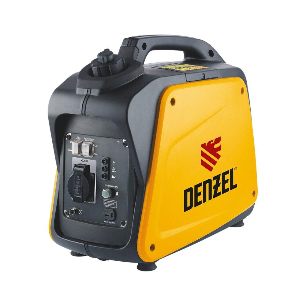 все цены на Gasoline & Petrol Generators DENZEL GT-1300i Power Equipment Inverter Generator онлайн