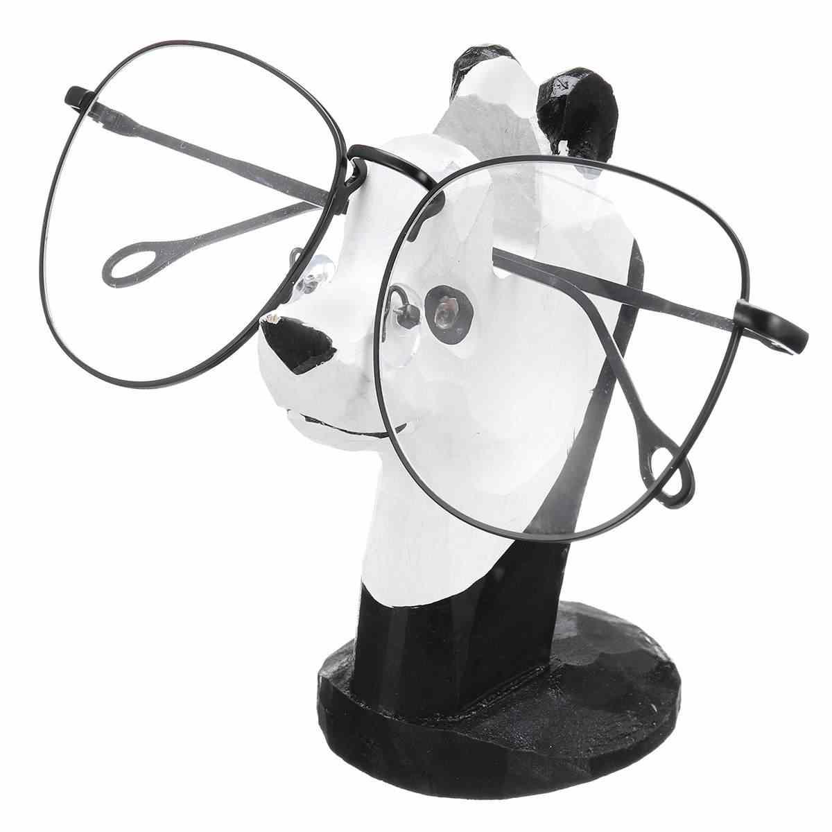 3d животный деревянный резной стеллаж для солнцезащитных очков полка для очков демонстрационная подставка держатель для ювелирных изделий для
