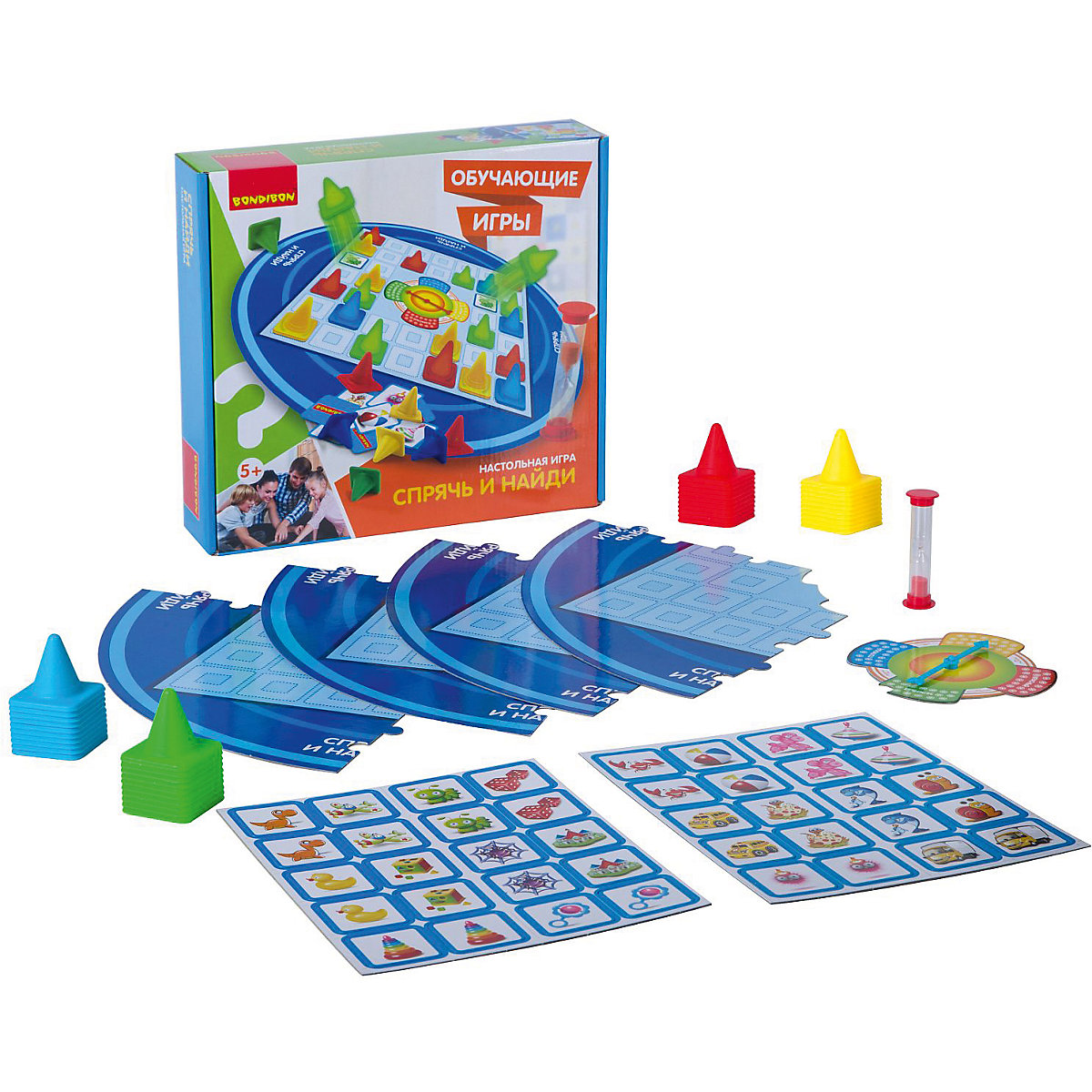 BONDIBON Party Games 9366338 education toys logic board game toy bondibon party games 10367336 education toys logic board game toy