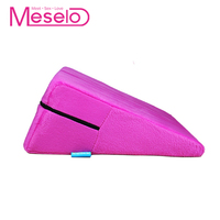 Meselo Multifunctional Sex Furniture Pillow For Sex Toys For Couples Woman Cushion Sponge Sofa Adult Chair Erotic Products New
