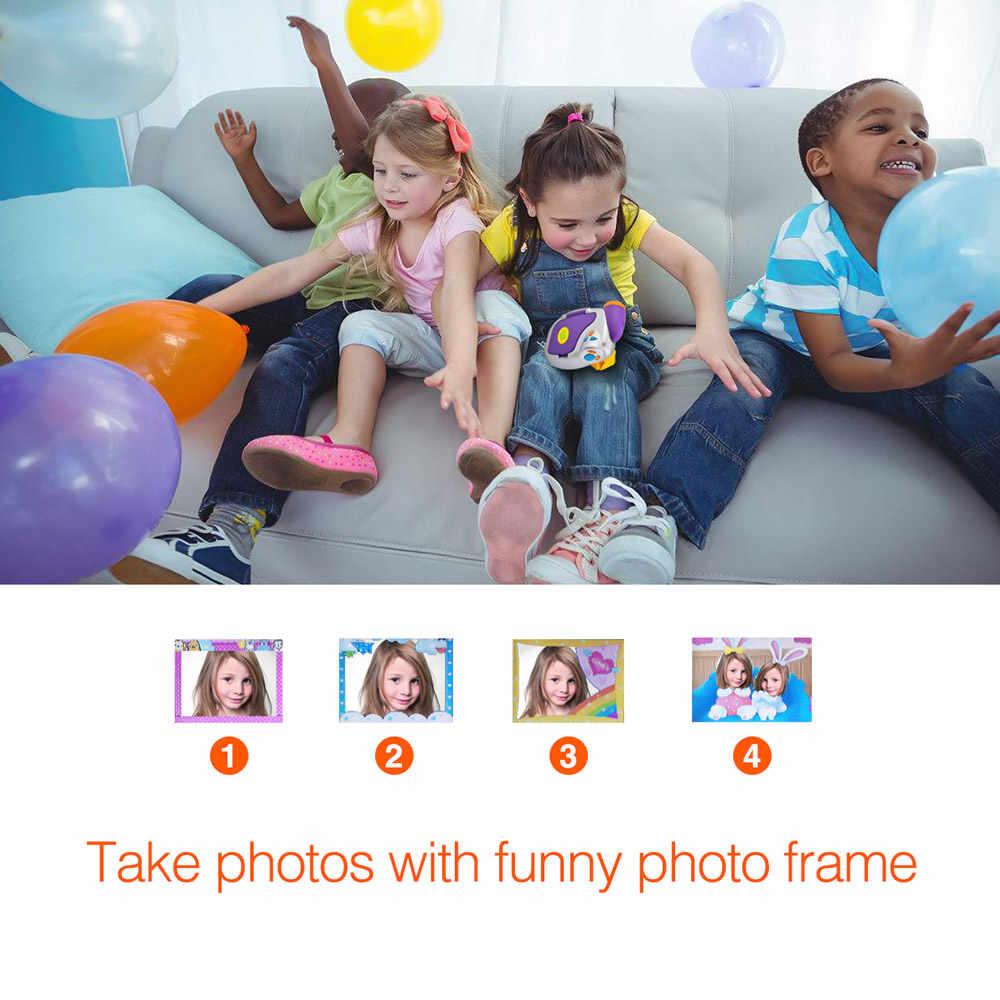"DV-C7 1080P Children Kid Digital Video Camera 1.44"" Colorful Display Multiple Languages Christmas Gift mini photo camera"
