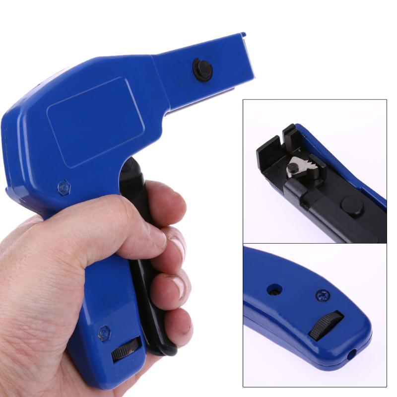 Befestigungs Schneiden Werkzeug Sonder Kabel Tie Gun Zange Für Kabel Tie Gun Für Nylon Kabelbinder Breite 2,2mm Zu 4,8mm Einfach Zu Verwenden Werkzeuge Zangen
