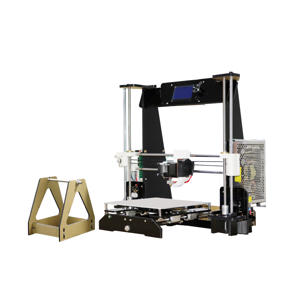 EX8 3D Printer DIY Kit 220*220*240mm Printing Size Support Off/Online Printing 0.4mm Nozzle 3D PrinterEX8 3D Printer DIY Kit 220*220*240mm Printing Size Support Off/Online Printing 0.4mm Nozzle 3D Printer