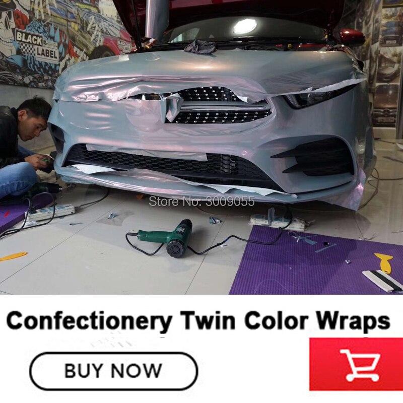 Premium serie glänzend magie twin farbe stein grau wrapping film Auto Wrap Aufkleber Wraps vinyl garantieren qualität diamant kleber