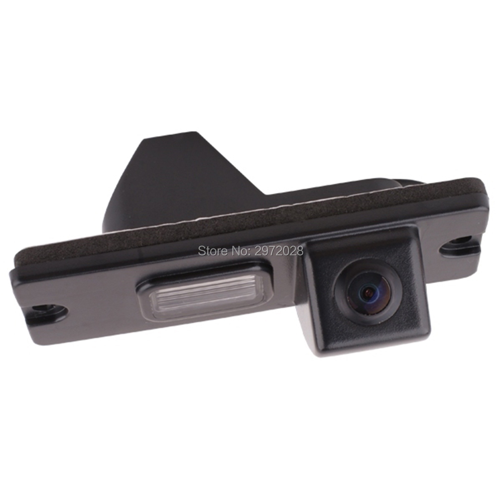 CCD HD Car Rear View Reverse Camera Parking Backup Parking Assistance Camera IP67 For Mitsubishi Pajero Montero Zinger Dion