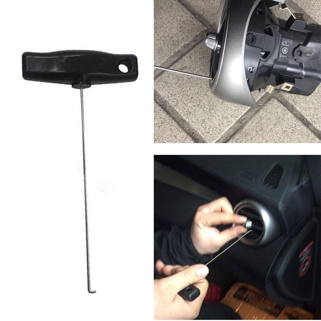 PSL Nonslip Handle Valve Stem Core Remover Tire Repair Tool for Motorcycle Bike Car 1pcs