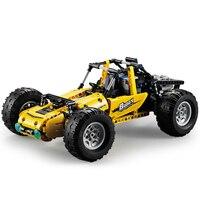 CaDA C51043W All Terrain Vehicle Building Blocks High Simulation Buggy Car Blocks