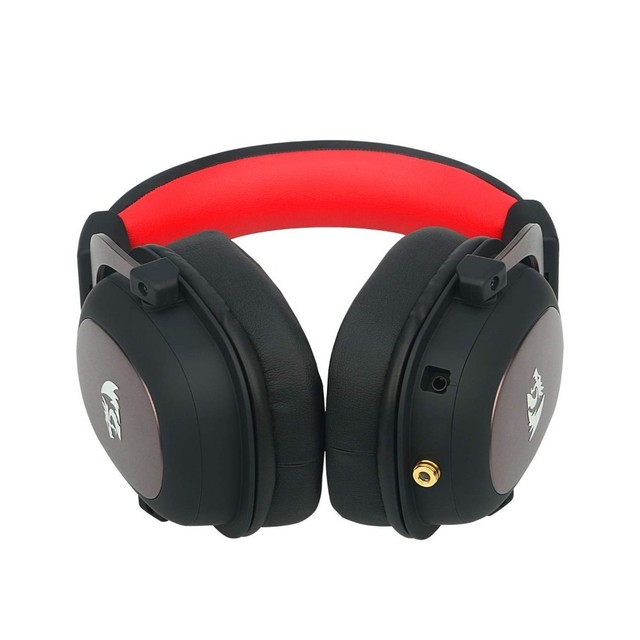 7.1 Surround-Sound Headset Redragon H510 Zeus Wired Gaming Headphone Gamer With Detachable Microphone For PC,PS4,Xbox One,Switch 5