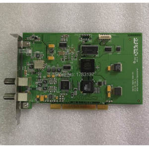 DTA-107 Rev 4 QPSK Modulator/Upconverter card