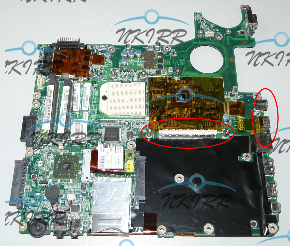 100% working     A000036990 A000038260 DABD3AMB6D0 REV:D with HDIM MotherBoard for Toshiba Satellite P300D P300 P305 A300D  100% working     A000036990 A000038260 DABD3AMB6D0 REV:D with HDIM MotherBoard for Toshiba Satellite P300D P300 P305 A300D