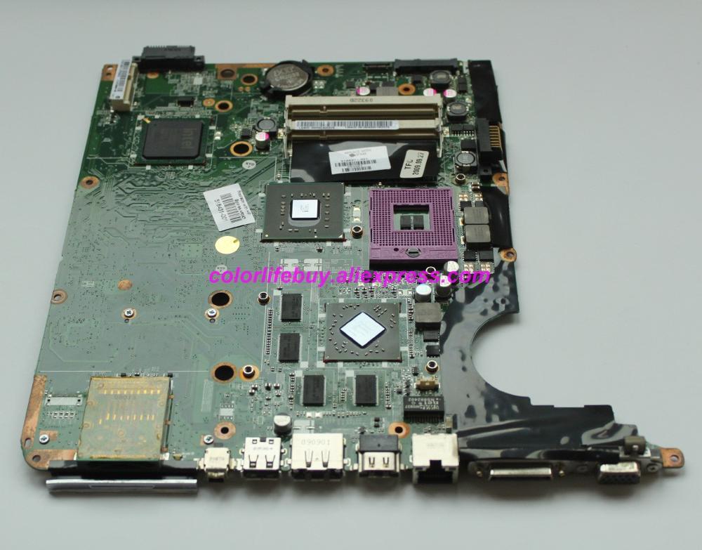 Image 5 - Натуральная 518431 001 аккумулятор большой емкости w HD4650/1 ГБ Графика Материнская плата ноутбука для hp DV6 1000 DV6T 1000 серии ноутбук ПК-in Материнская плата для ноутбука from Компьютер и офис