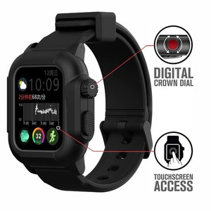 Waterproof case For Apple Watch band 4 i