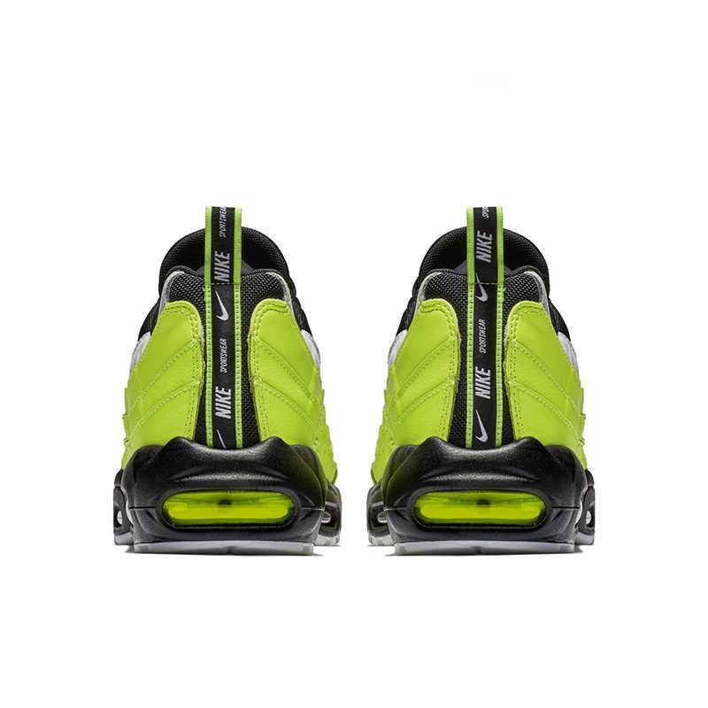 Nike Air Max 95 Og оригинальная Мужская беговая Обувь воздушная подушка восстановление древних способов удобные дышащие кроссовки #538416-701