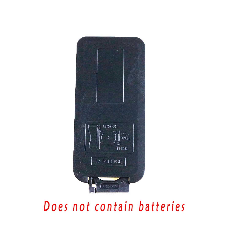 Controlador SATA RGB RF inalámbrico remoto controlador DC12V 3 * 4A Sata para PC Salida de PC Jack 5050 RGB tira de luces LED JQ