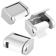 Stainless Steel Roll Paper Holder Rack Bracket Bathroom Toilet Paper Towel Hoder Toilet Paper Storage Tissue Box toilet holder все цены