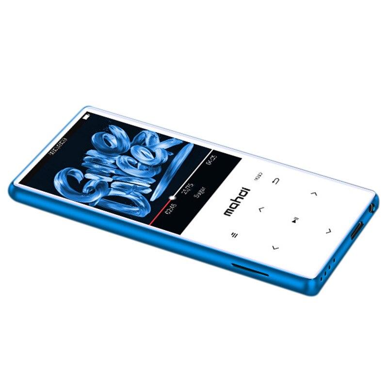 Mahdi M310 16G Bluetooth lecteur Mp3 sans perte Hifi Mini 2.4 pouces écran lecteur de musique avec écouteurs