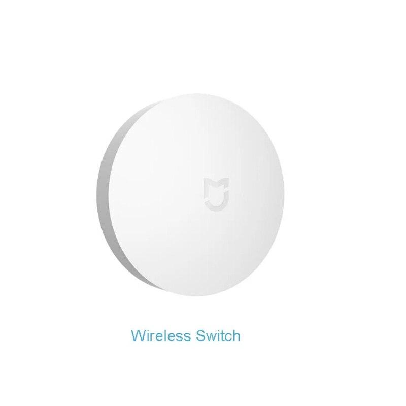 Комплект для умного дома Xiao mi jia, шлюз, окно, дверь и датчик тела, умная розетка, беспроводной переключатель mi 5 в 1, комплект для безопасности умного дома - 3