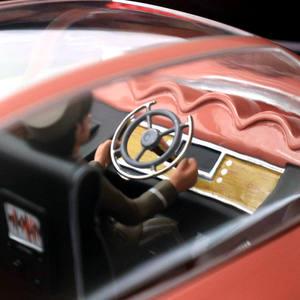 Image 4 - 1/18 AMIE עבור רול ~ רוי ליידי פנלופה של Thunderbirds FAB1 FAB 1 שרף צעצועי דגמי מכוניות קישוט