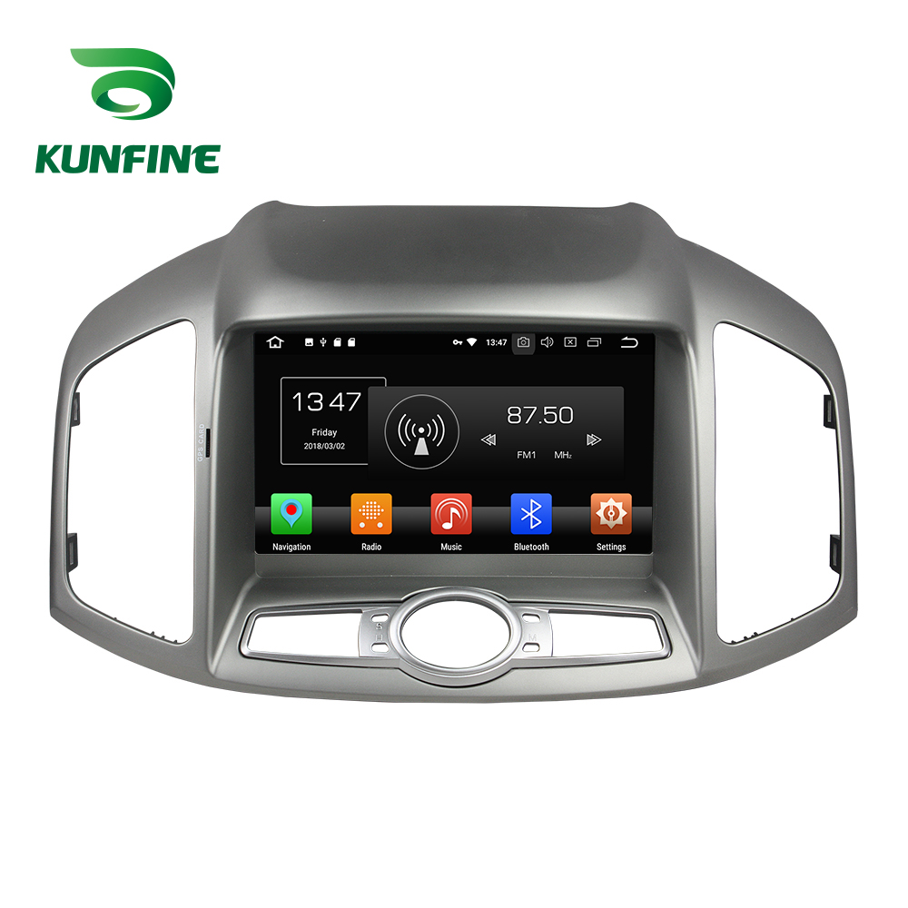 Quad Core 2GB RAM Android 8.1 Car DVD GPS Navigation Multimedia Player Car Stereo For Chevrolet Capativa  2012-2016 Radio