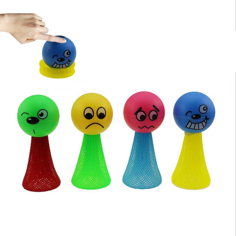 Soft Squeeze Toys Funny Squeeze Decompression Grimace Toy Grimace Squeeze Elastic Toy Innovative Children's Decompression Gift