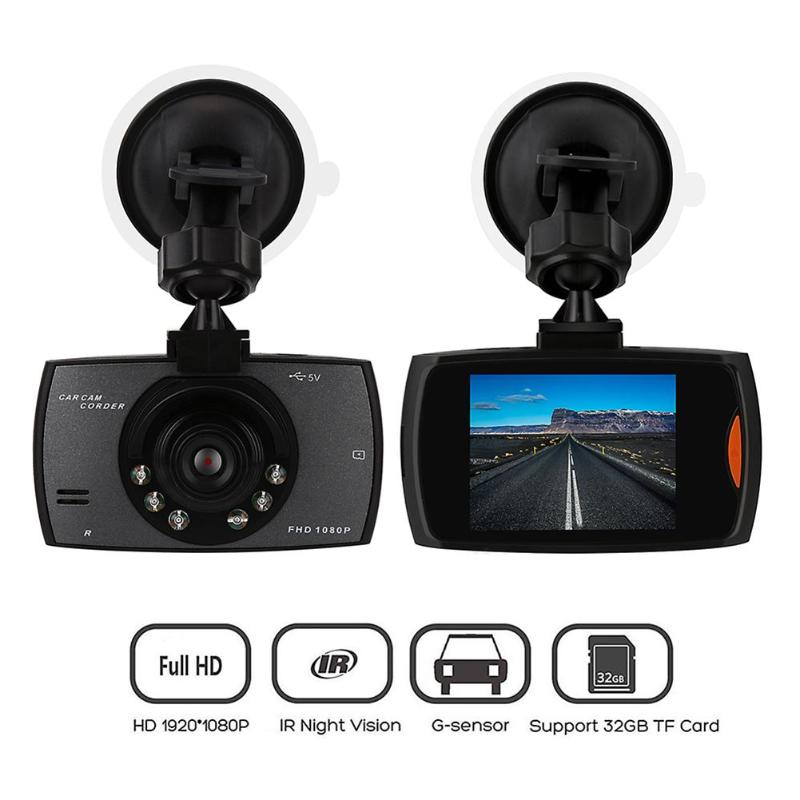 Car DVR Camera Video-Recorder Dash-Cam Vehicle Car-Styling Night-Vision 1080P Accessaries