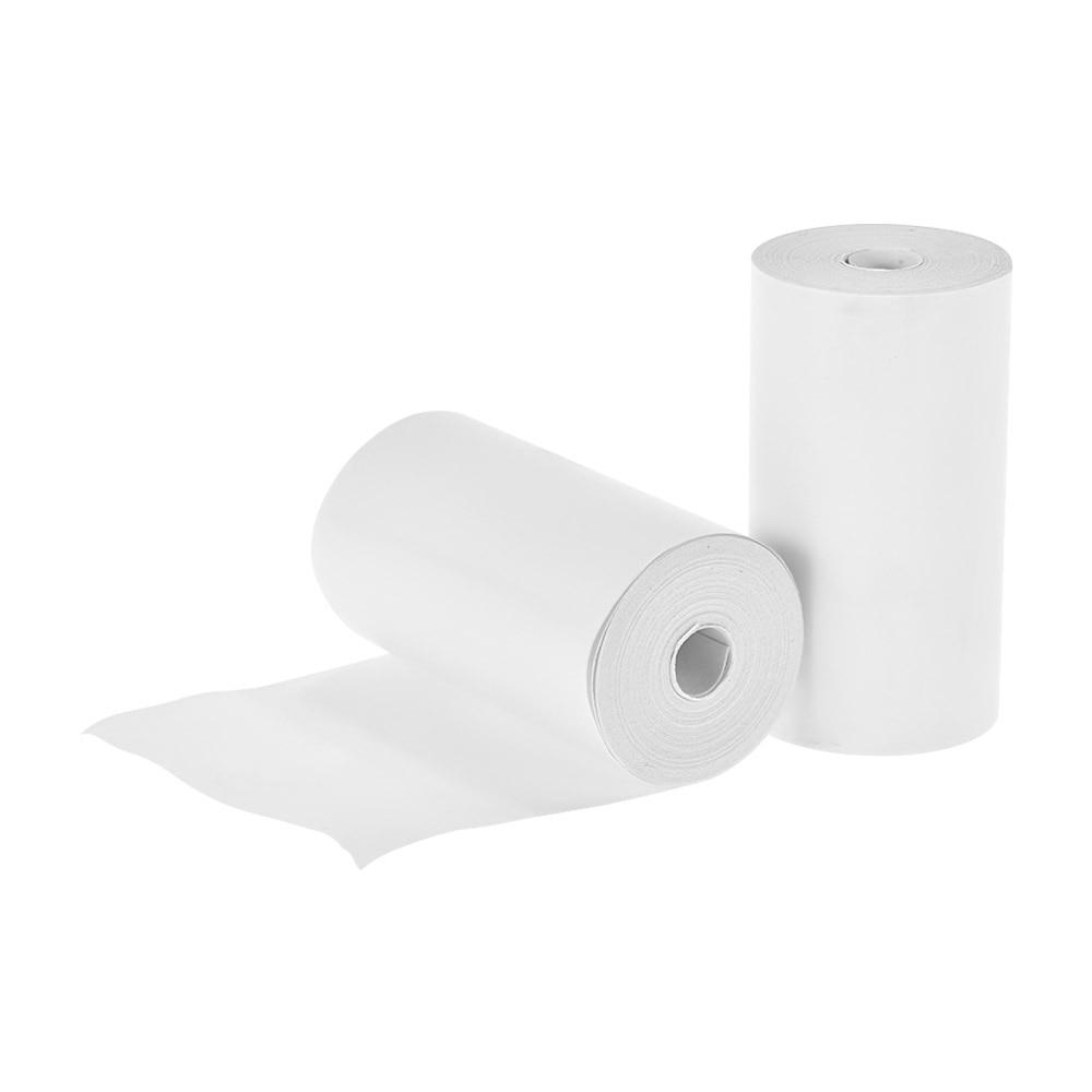 Thermal Receipt Paper Roll 57*30mm(2.17*1.18in) Bill Ticket Printing for Cash Register POS Receipt Printer, 6 Rolls