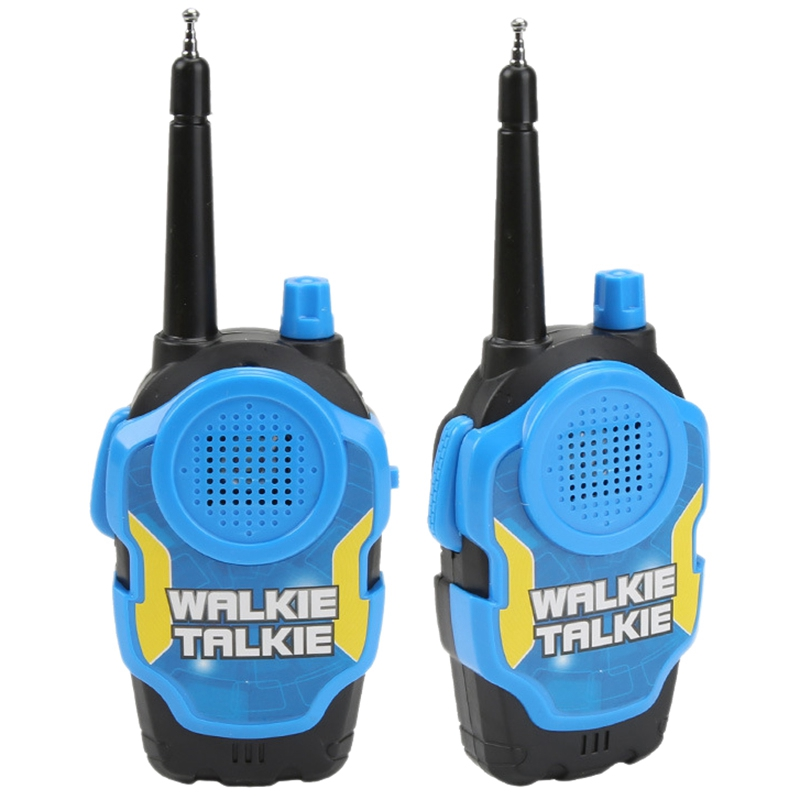 FBIL-Remote Wireless Call Electric Walkie-Talkie Outdoor Adventure, Camping, Hiking Children'S Play House Toy
