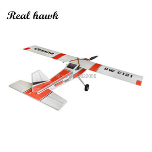 Image 4 - รีโมทคอนโทรล RC เครื่องบินสำหรับ fixed ปีก EPP วัสดุบน cessna 960mm wingspan single wing to practice ใหม่เครื่องบิน