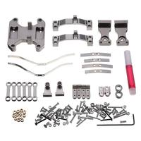 New Arrivals WPL Metal Seesaw Parts For B16 B36 RC Car Wpl Trailer
