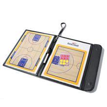 Профессиональная тактическая доска для баскетбола, тренерская двухсторонняя тренерская доска для буфера, тактическая доска, аксессуары для баскетбола