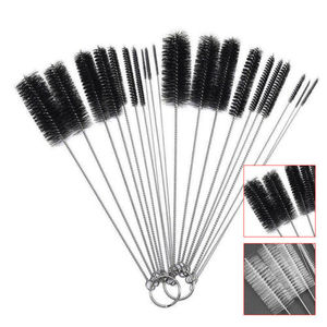 Image 2 - 10Pcs Portable High Quality Household Bottle Brushes Pipe Bong Cleaner Glass Tube Cleaning Brush Sets