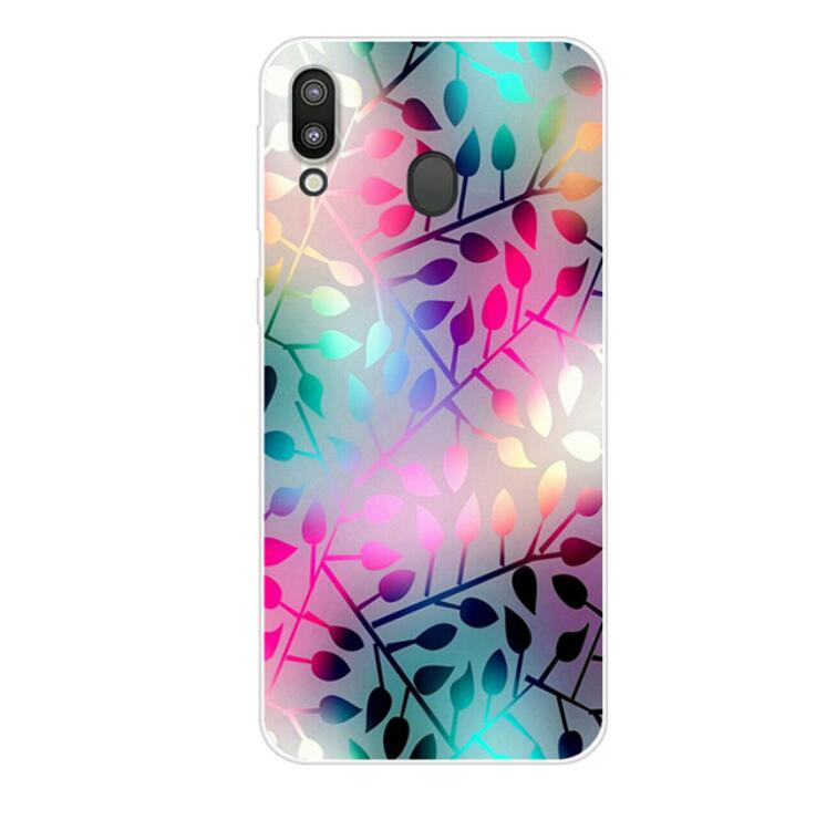 Popular Case For Samsung Galaxy M20 Case 6 3 quot Silicone Soft TPU Back Cover For Samsung M20 M20 M205F Case Coque Funda Cool Capa in Fitted Cases from Cellphones amp Telecommunications
