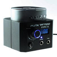 Smart Blue Power Tattoo Power Supply with Bluetooth Speaker 3Ampere