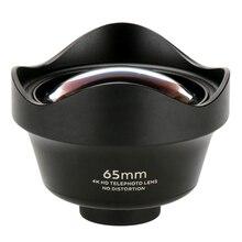 Pholes téléphone portable 2x téléobjectif 4k Hd Tele Portrait objectif caméra objectifs objectif clipsable pour Iphone 8 7 X Plus S8 S9