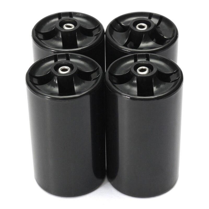 4pcs/lot AA to D size Type LR20 Battery Converter Adapter Holder Durable Battery Holder Case Converter