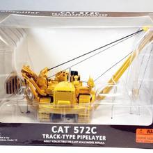 1/50 Norscot CAT гусеница 572C трубопровод металлические гусеницы литья под давлением модель 55210