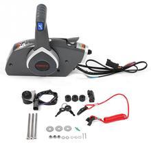 1 Set Outboard Remote Control Box Throttle/Shift for BRP Johnson Evinrude Boat OEM 5006180 boat engine