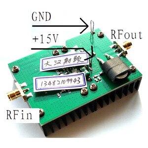 20 МГц до 512 МГц 5 Вт широкополосный RF линейный усилитель мощности 72 МГц 315 МГц 433 МГц fm-радиопередатчик UV walkie-talkie HAM remote
