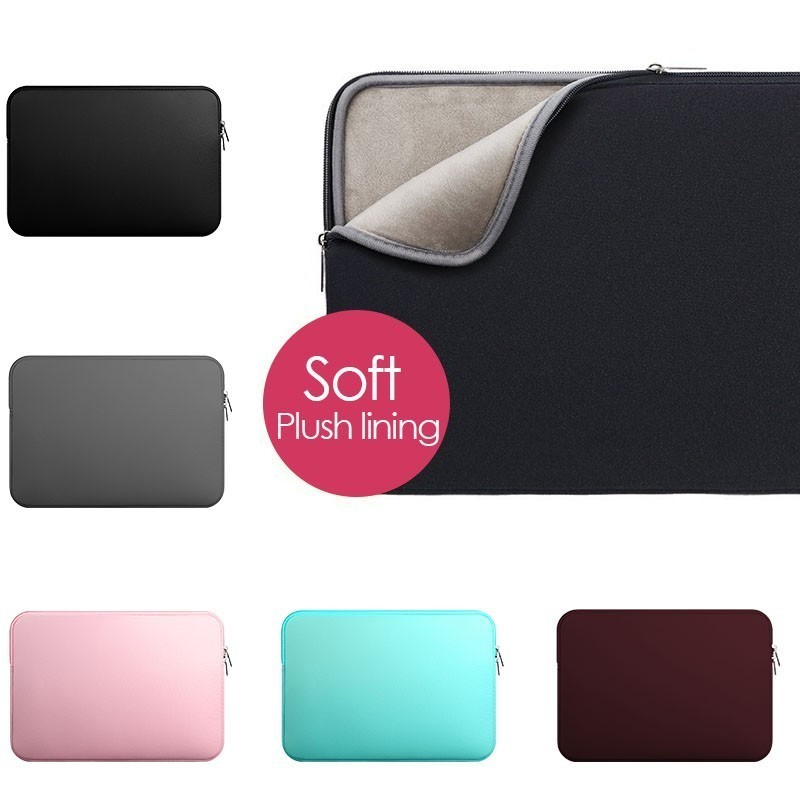Laptop Notebook Sleeve Case Bag Soft Cover-MacBook Air//Pro 11//13//14//15.6 inch.PC