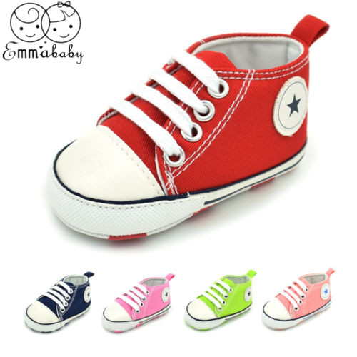 Mother & Kids First Walkers Newborn Baby Girl Shoes First Walkers Lovely Sneakers Infant Kids Girls Floral Leopard Toddler Baby Shoes 0-18 Months