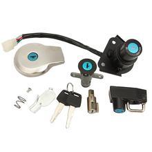 Ignition Gas Cap Steering Lock Set for Yamaha Virago XV 535 250 125 XV250 XV535