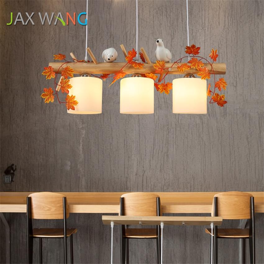 100% De Qualité Led Nordique Moderne E27 Cuisine Salle à Manger Et Bar Suspension Salon Hôtel Bar Café éclairage Lampe Suspension Luminaire Avize 2019 Nouveau Style De Mode En Ligne