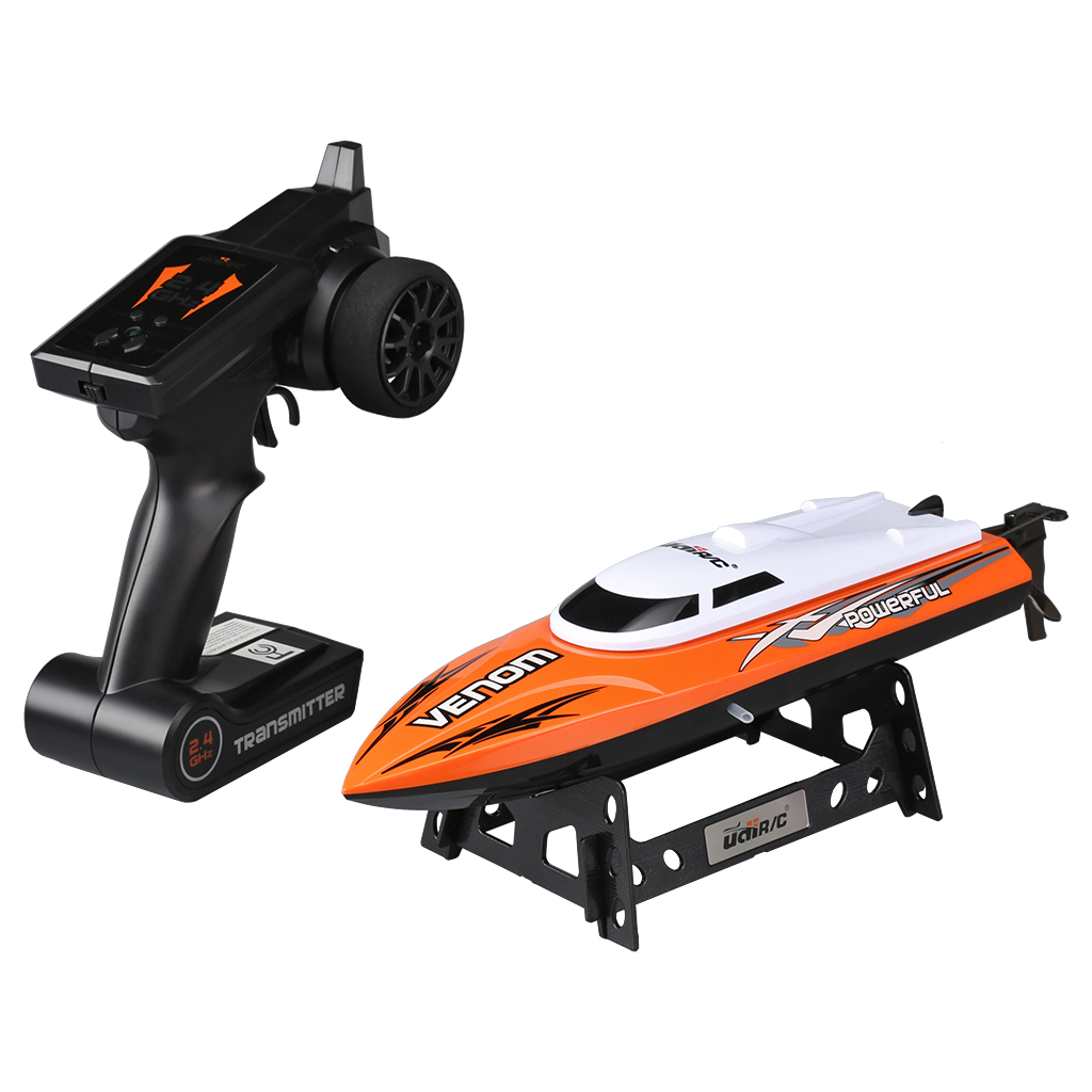 Udirc UDI001 RC Boats Full-Scale Forward Upgraded High Speed Boat Speedboat Motor Cooling System Remote Control Boat Toys GiftsUdirc UDI001 RC Boats Full-Scale Forward Upgraded High Speed Boat Speedboat Motor Cooling System Remote Control Boat Toys Gifts