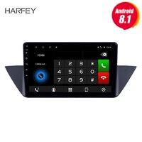 Harfey Android 8.1/9.0 for 2009 2013 BMW X1 E84 radio 10.1 HD 1024*600 autoradio Car GPS navi Support Wifi bluetooth