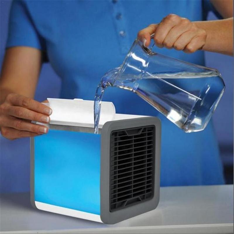 New Car Mini Air Cooler Refrigeration Humidification Air Purification USB Fan Air Conditioning Air Cooler air conditioning