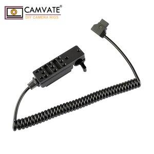 Image 2 - Camvate 15mm braçadeira de haste cheeseplate & power converter tomada c1950