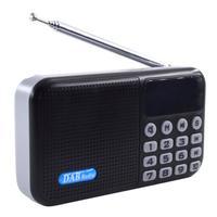 All in one Portable DAB Digital Radio Bluetooth Speaker DAB FM MP3 Multifunction #CO