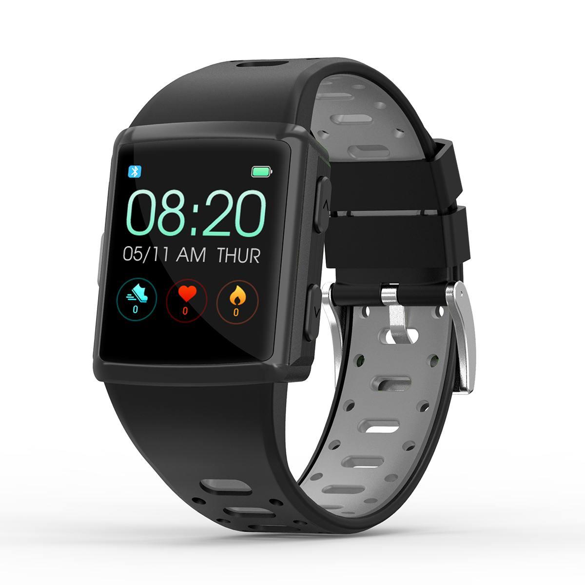 M3 Smart GPS montre intelligente IP68 étanche pression artérielle moniteur de fréquence cardiaque multi-sports Mode podomètre Sport Fitness Smartwatch