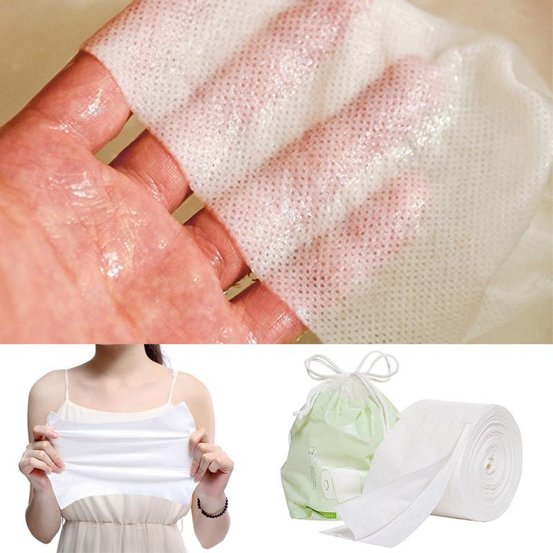 One-time Wash Towel Cotton Cleansing Beauty Salon Facial Wash Towel 120 Bags Of Facial Care Products Makeup Tools