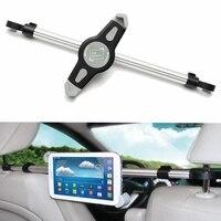 Aluminum Tablet Holder Car Back Seat 360 Rotating Headrest Holder Mount Stand For iPad 7 11inch Adjustablet Tablet Stand Holder